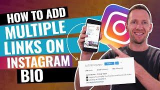 How to Add Multiple Instagram Links in Bio
