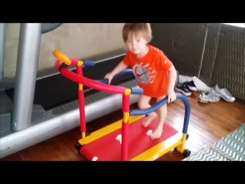 Treadmill for Toddlers and kids