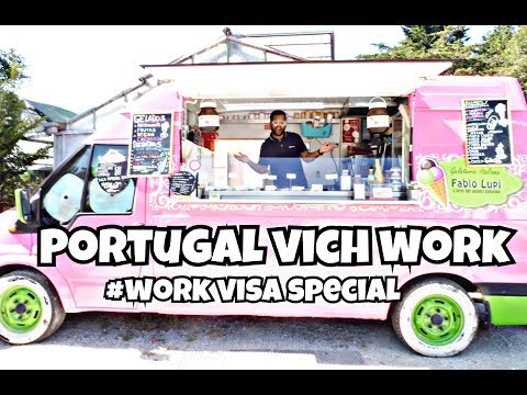 PORTUGAL VICH WORK (WORK VISA AND PR )