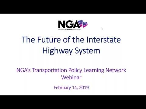 The Future Of The Interstate Highway System