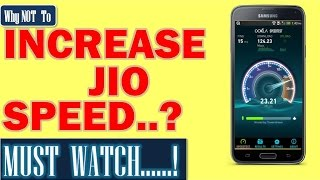 iNCREASE JIO SPEED..?  CONS  SOFTWARES  DEMERITS  SHORTCUT MASTER  MTK ENGINEERING  SNAP VPN