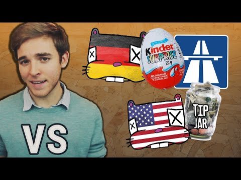 9 MORE Taboo, Weird, or Illegal Things in America That Are Normal in Germany