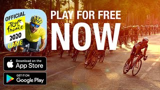 Tour de France 2020 Official Game - Sports Manager (Android iOS)