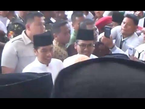 Jokowi Terima Dukungan Dari Ulama Madura