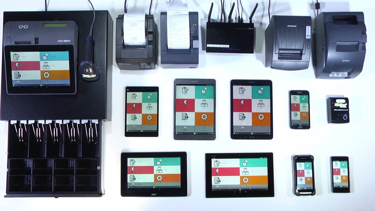 DIY POS System - World's Most Scalable Powerful BYOD Point of Sale Software  App Platform - FoodZaps
