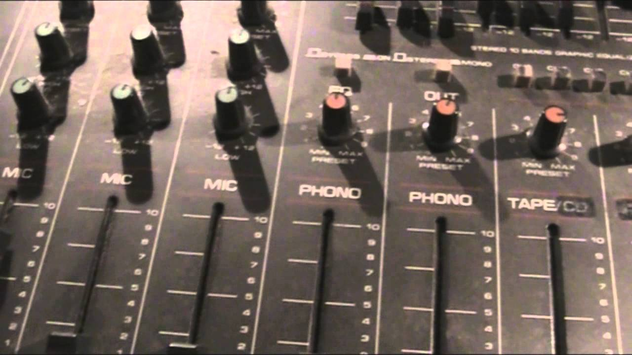 Audio Mixer Modification