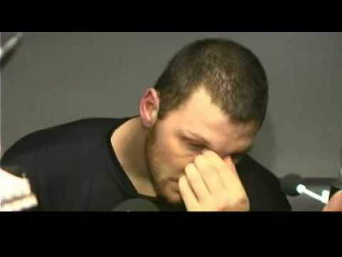 Sean Avery After Kings Loss to Ducks 6-2