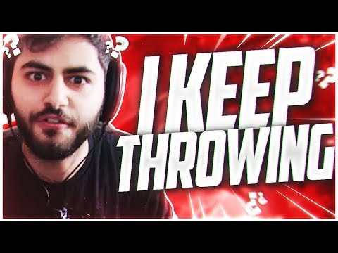 Yassuo | WHY DO I KEEP THROWING MY GAMES!!!