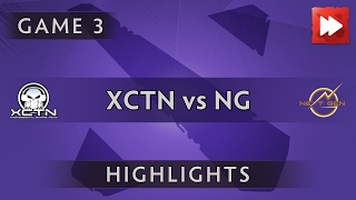 Execration vs NextGen VietNam [Game 3] ProDotA Cup Series by Azubu.tv - Dota Highlights