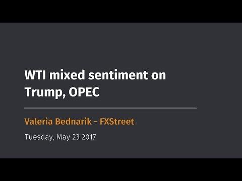 WTI mixed sentiment on Trump, OPEC