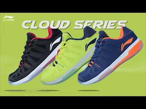 744e923d2957ec Lining Cloud - Best Badminton Shoes - Buy Online - YouTube