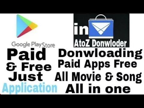 A To Z Download APK free