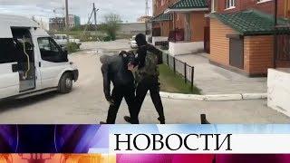 Российские силовики задержали группу оружейных контрабандистов.
