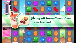 Candy Crush Saga Level 726 walkthrough (no boosters)