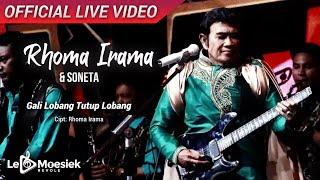 Rhoma Irama & Soneta - Gali Lobang Tutup Lobang (Official Live Video)