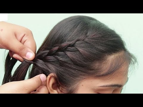 Easy Cute Hairstyle For Girls | Beautiful hairstyle/Simple Hairstyle/Hairstylegirl | BABY Hairstyles