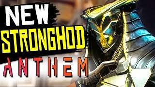 ANTHEM - STRONGHOLD 2 - The Temple of Scar New Boss Scelos / Anthem all Strongholds