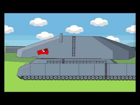 AMX 150 SUPER HEAVY TANK VS LANDESKUERZE P1000 RATTE
