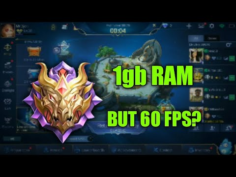 HOW TO FIX LAG AND FPS DROP IN MOBILE LEGENDS 2020 - 1GB RAM PROVEN AND TESTED - GIVEAWAY