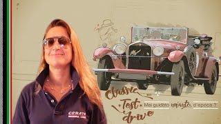 Classic TEST Drive #01 Alfa Romeo 6 c 1750 GT