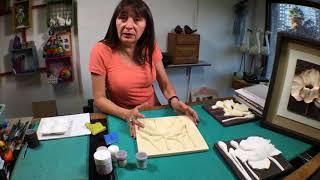 La Tienda de Dina Valencia   S03E68 Friso Amapolas