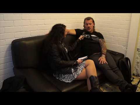 FOZZY Interview Chris Jericho x COMEBACKSTAGE