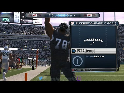 BRUCE SMITH FOR 6 CAUSES RAGE QUIT! - Madden 15 Redemption Series Pt. 8