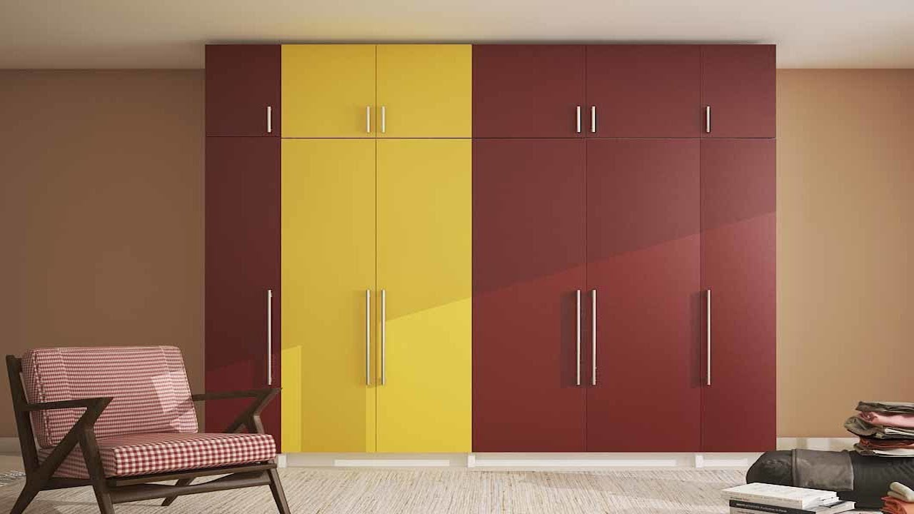 Cupboard Design For Small Bedroom In India Wooden Almari - Cupboard design for small bedroom