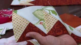 Jogo americano em patchwork – Patrícia Washington pt2
