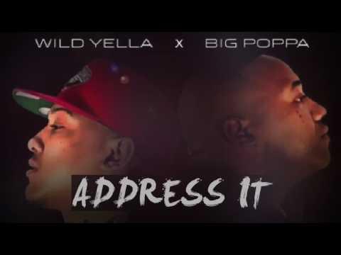 Wild Yella x Big Poppa - Address It
