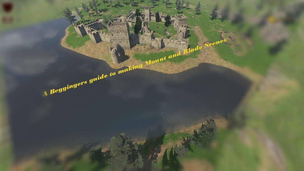 How to edit scenesmaps in mount and blade warband youtube gumiabroncs Choice Image