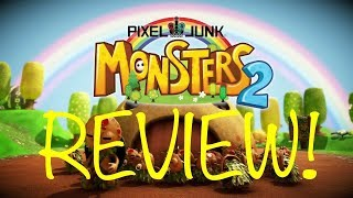 Pixel Junk Monsters 2 Review