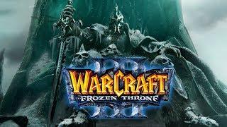 Warcraft III TFT - ZA KRÓLA LISZA - Kampania Nieumarłych ⚔️ eXtra klasyka / GIVEAWAY gier! - Na żywo