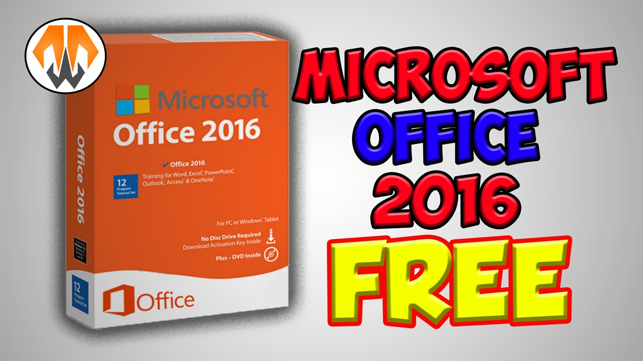 How to Download and Install MICROSOFT OFFICE 2016 free | FULL VERSION |  EASIEST WAY |