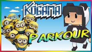 Kogama - Parkour minions.