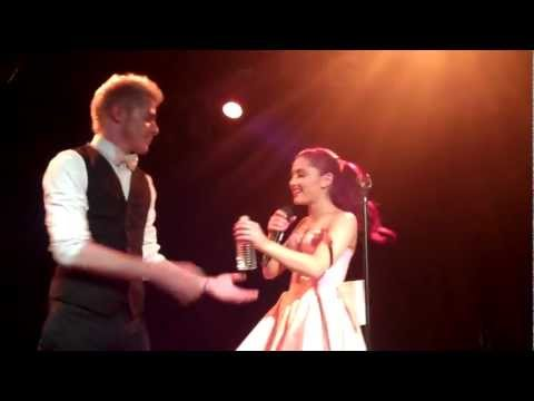 Ariana Grande - Put Your Hearts Up 2/19/12 HD