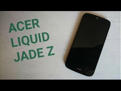 Recensione Acer Liquid Jade Z - Full HD ITA