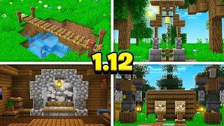 1.12 Minecraft Build Hacks