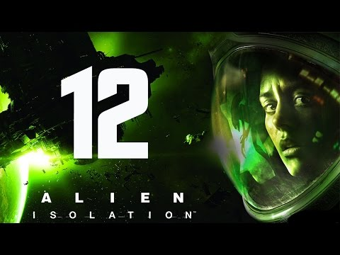 Прохождение Alien Isolation — Часть 12: Аптечка для Тейлор
