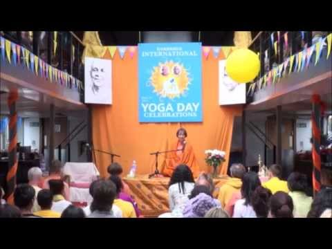 International Day of Yoga celebration - Sivananda Yoga Vedanta Centre, London