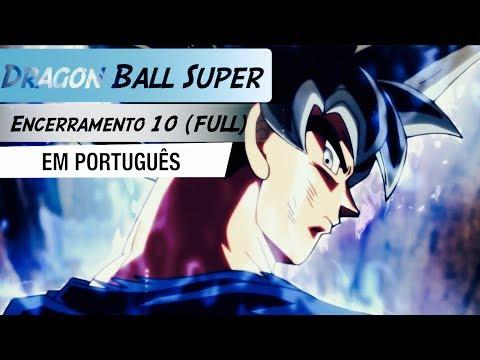 Dragon Ball Super - Encerramento 10 (Português) - 70cm Shihou no Madobe
