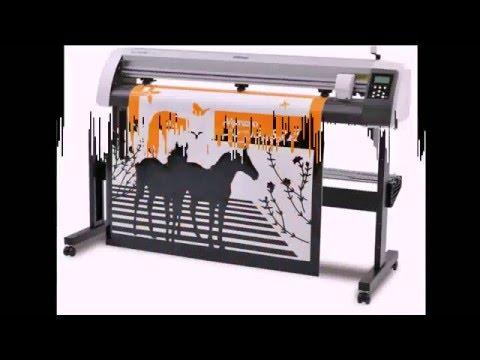 видео: Видео обзор режущих плоттеров mimaki
