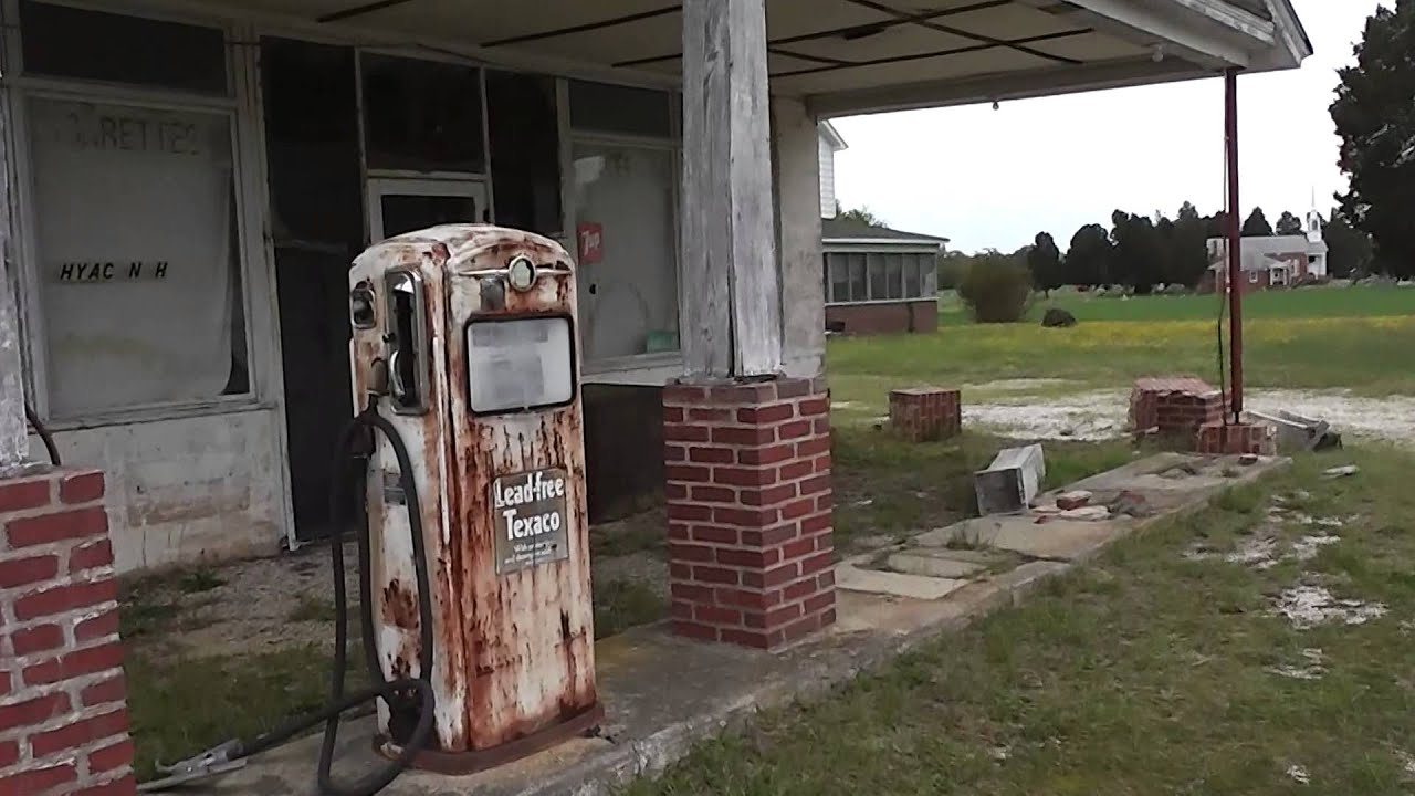 Abandoned Gas Station Youtube