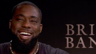 Wrongfully Convicted BRIAN BANKS Speaks Out About New Movie, NFL Career And Staying Positive