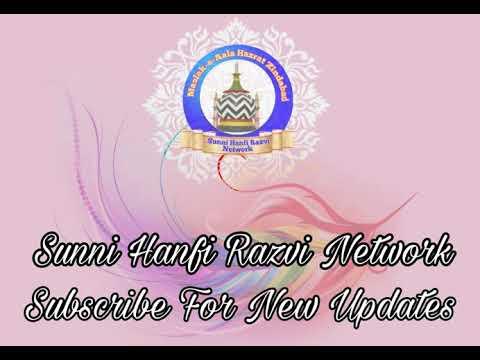 Mufti Sufi Kaleem Hanfi Razvi Naam Nihad Hashmatiyon Ka Radd | Ilmi & islahi bayan