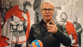 "Вячеслав Фетисов: ""Смотрите гандбол!"""