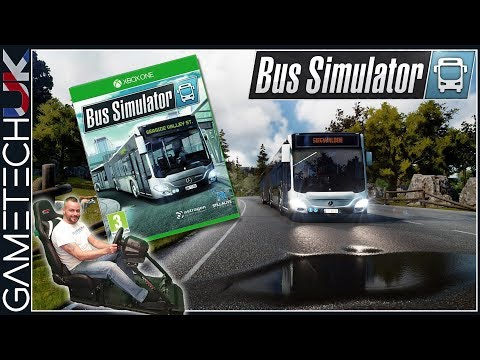 Bus Simulator LIVE | XBOX ONE VERSION!