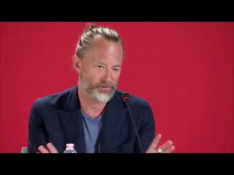 Thom Yorke - suspiria interview Mp3