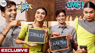 சாப்பாட்டுக்காக SHAKSHI என்ன வேணாலும் பண்ணுவா! - SAKSHI STANLEY FUN INTERVIEW | STARIDUO LittleTalks