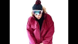 XTM Sienna Womens Plus Size Ski Jacket Pink